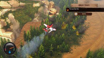 Immagine -3 del gioco Planes 2: Missione Antincendio per Nintendo Wii U
